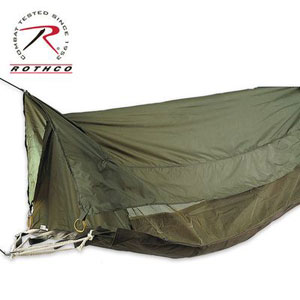 GI Style Jungle Hammock  sc 1 st  C&ing Supplies Hiking Gear and Shelters for Sale & GI Style Jungle Hammock for Sale