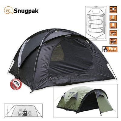 Snugpak Bunker Tents  sc 1 st  C&ing Supplies Hiking Gear and Shelters for Sale & Snugpak The Cave Tactical Tents for Sale