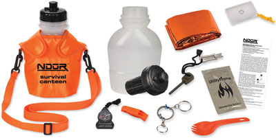 Survival Canteen Kit